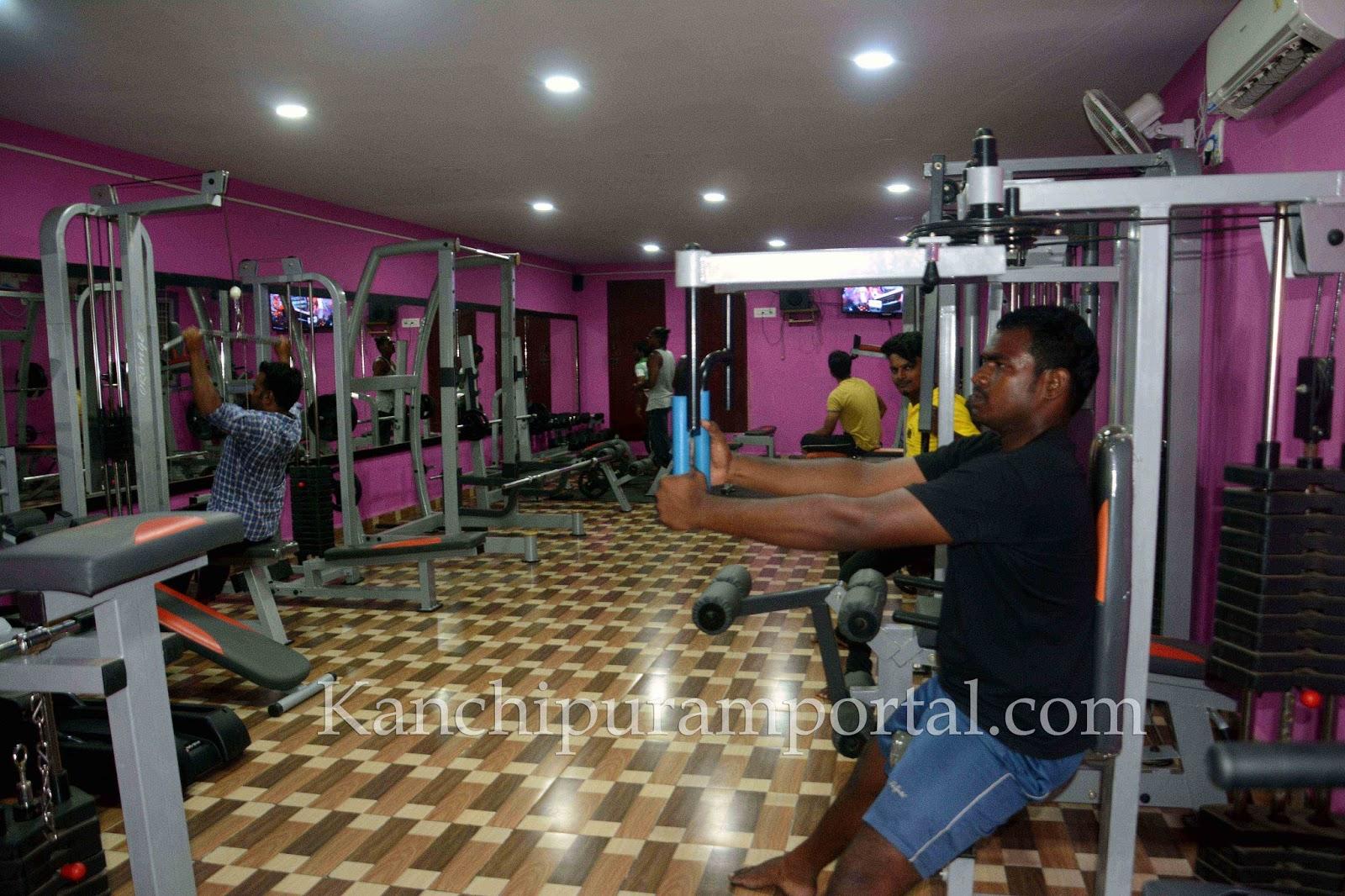 Star fitness gym kanchipuram