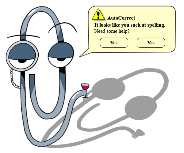 Evil Clippy - A Cross-Platform Assistant For Creating