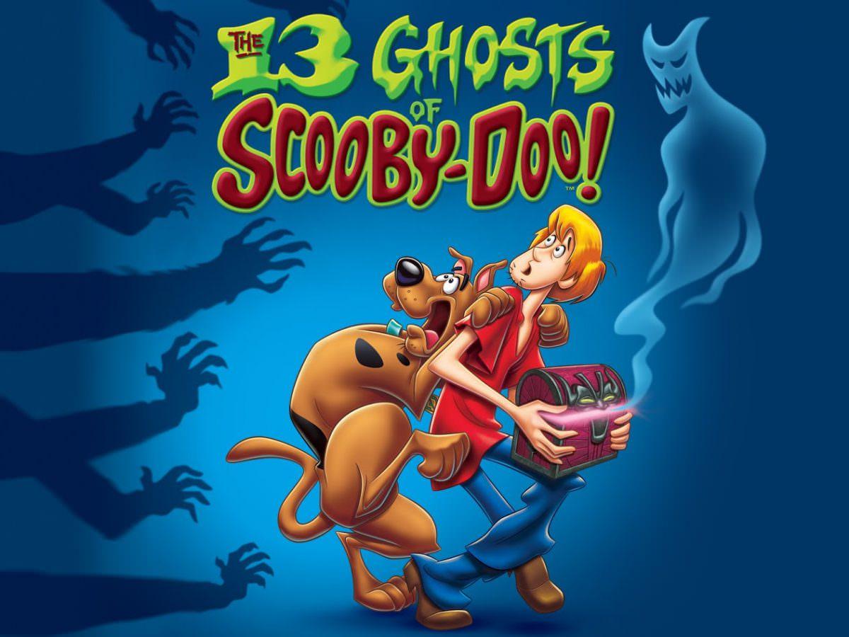Os 13 Fantasmas De Scooby Doo Dublado Full Hd 1080p Completo