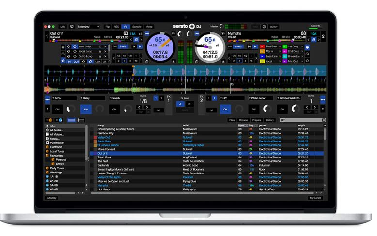 serato dj 1.9.6 mac download