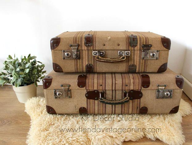 Comprar maletas antiguas online