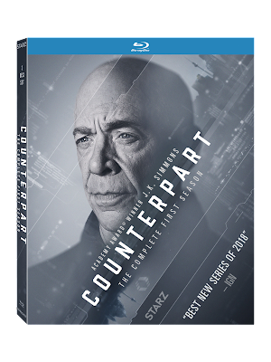 Counterpart: The Complete First Season Blu-ray Review