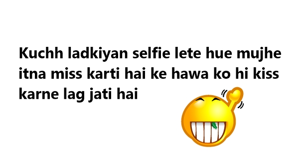 funny jokes about selfies
