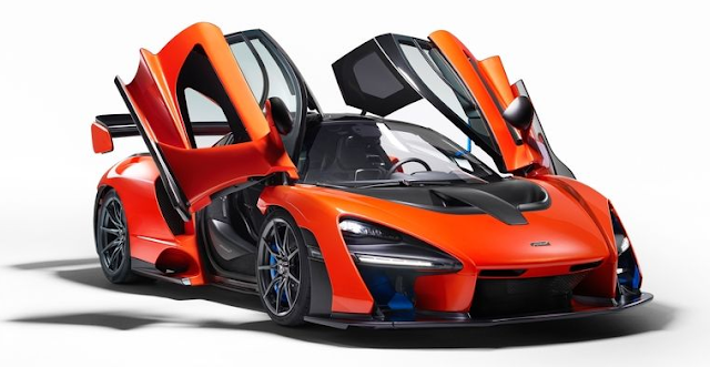 2019 McLaren Senna Review Design Release Date Price And Specs