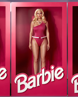 Kylie Jenner as Barbie for Halloween