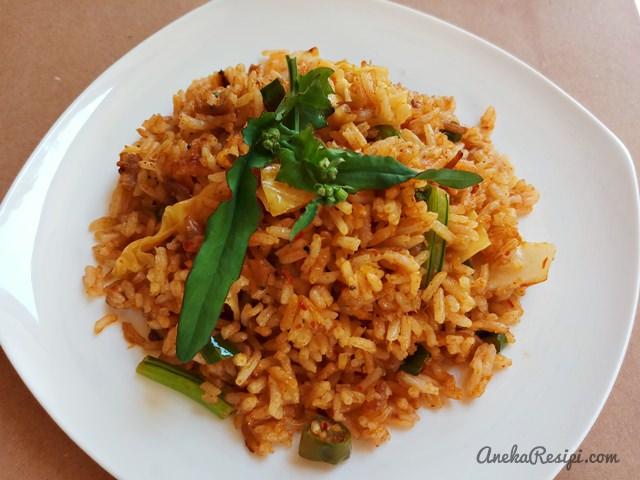 nasi goreng biasa