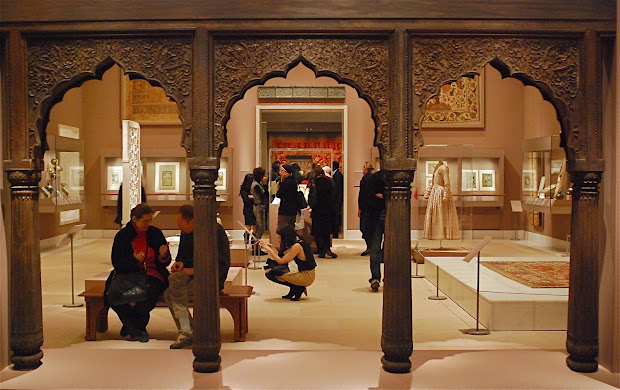 Nyc Islamic Art Galleries Reopen Metropolitan Museum Of