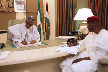 Presidency Defends Buhari's Chief of Staff Over