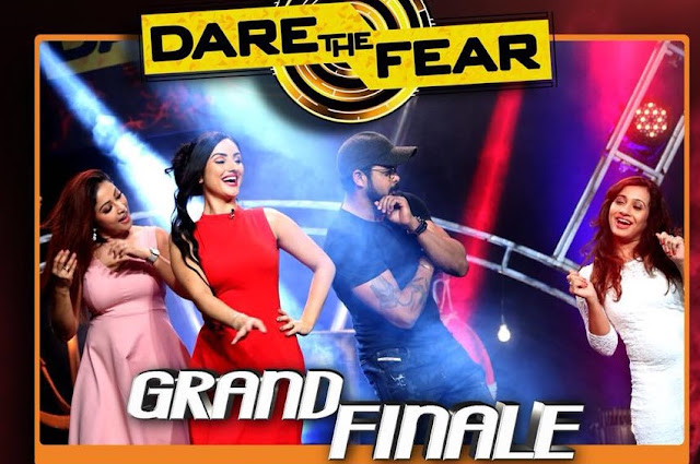 Dare the fear Grand finale on Asianet