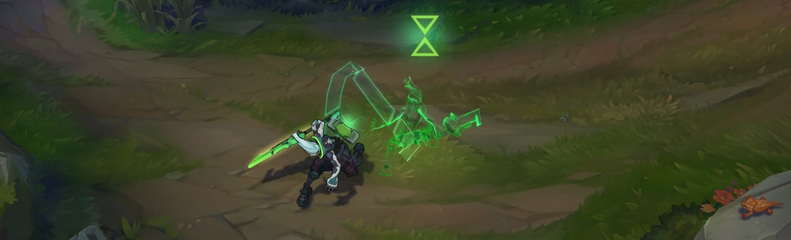 Surrender At 20 7 12 PBE Update PROJECT Ashe Ekko And Katarina