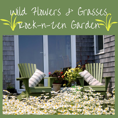 Wild Flower & Grasses Rock-n-Zen Gardens