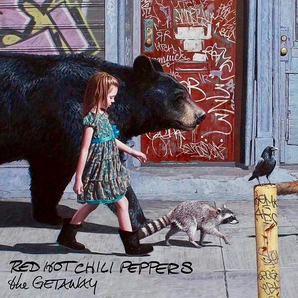 Music Television presents the latest music videos from the Red Hot Chili Peppers album titled The Getaway