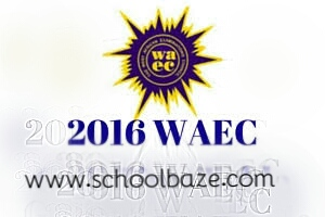 WAEC GCE 2016 ANSWERS POSTED