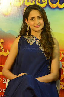 Pragya Jaiswal in beautiful Blue Gown Spicy Latest Pics February 2017 104.JPG
