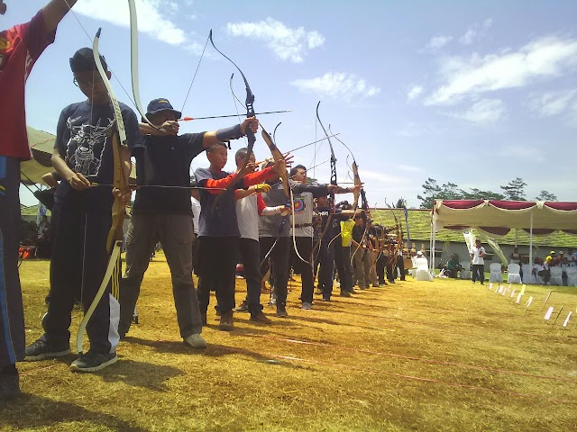 Perpani Kuningan Gelar Open Archery Tournament