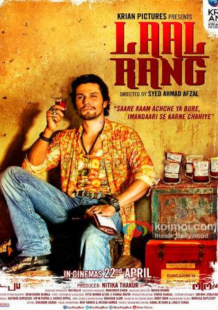Poster of Laal Rang Full Hindi Movie Download Hd