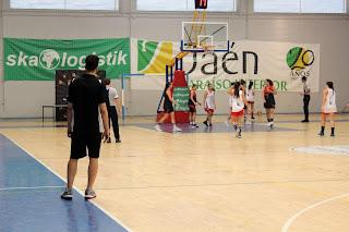 Tropiezos en la Nacional Femenina para Jaén CB y CAB Linares
