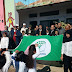 حفل تتويج مدرسة سيدي غياث بإقليم الحوز بشارة اللواء الأخضر