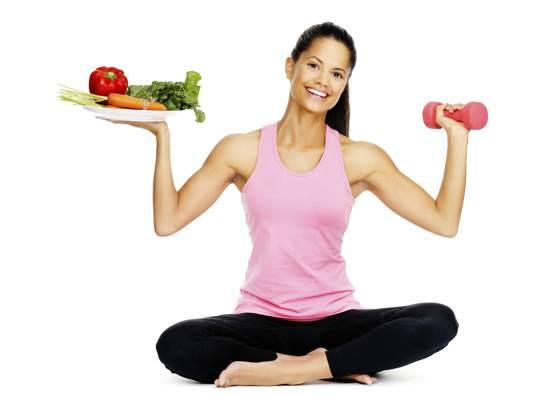 Dieta para optimizar tu rutina de entrenamiento como mujer