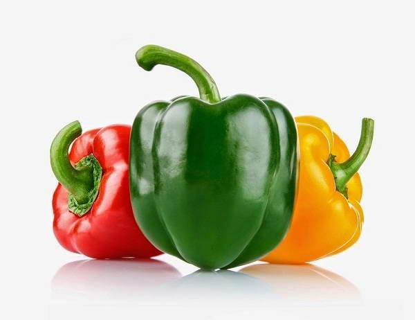 3 Công thức giảm cân bằng ớt chuông hiệu quả nhất