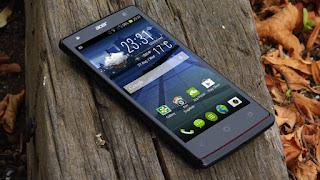 Harga Acer Liquid E3 Terbaru, Dengan Prosesor Quad core 1.2 GHz Android Jelly Bean