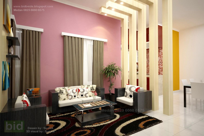 Interior Eksterior Rumah Minimalis Artikel Warna Cat Ruang Tamu