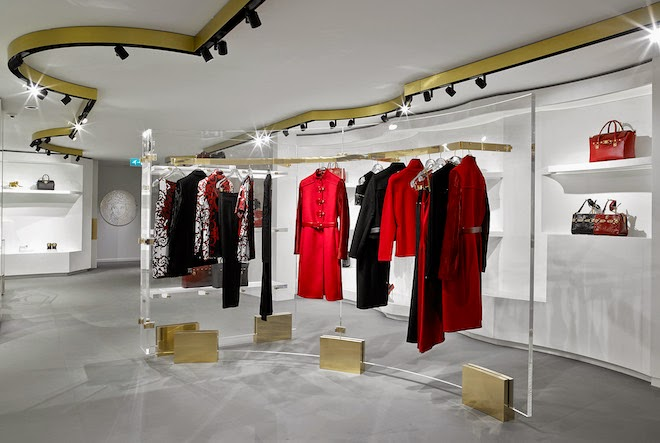 Versace Flag Ship Store Barcelona