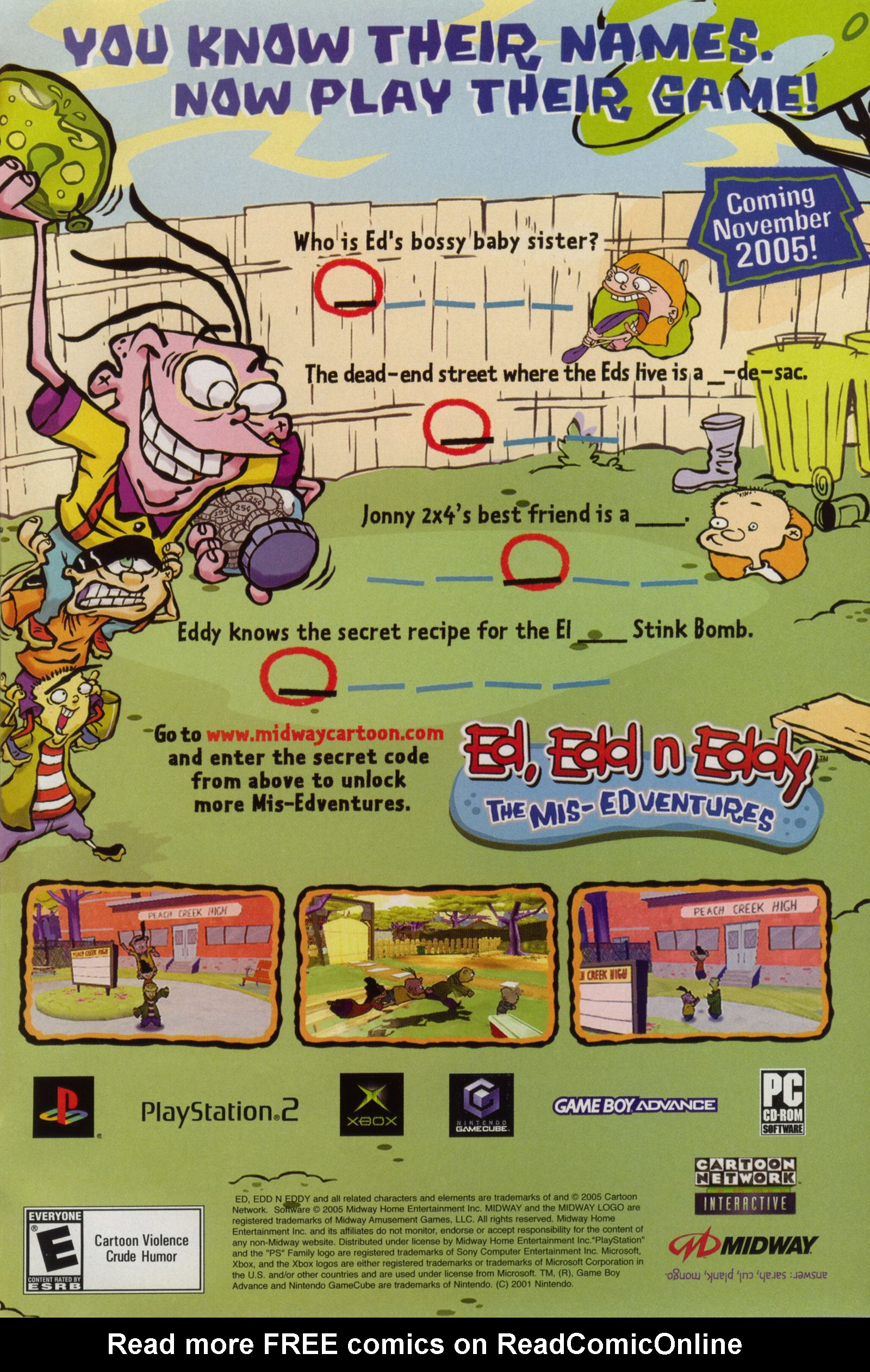 Comic Cartoon Network Block Party issue 15