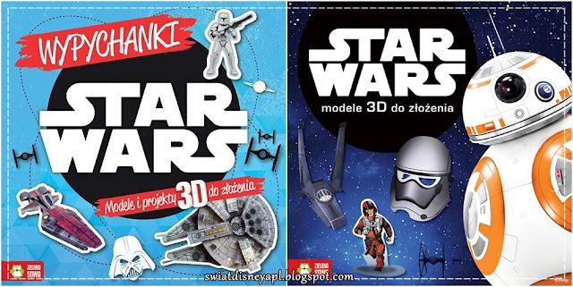 [RECENZJA] MODELE 3D DO ZŁOŻENIA. STAR WARS