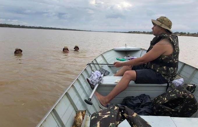 Xique-Xique: Um dos corpos desaparecidos após barco virar em rio é encontrado