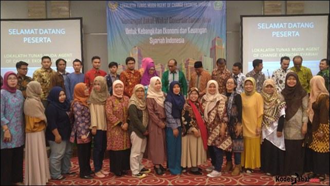 Lokalatih tunas muda agent of chance ekonomi syariah