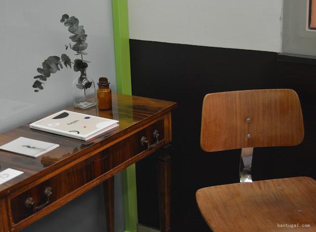 mesa y escritorio en el evento designroom x resa bilbao 2016