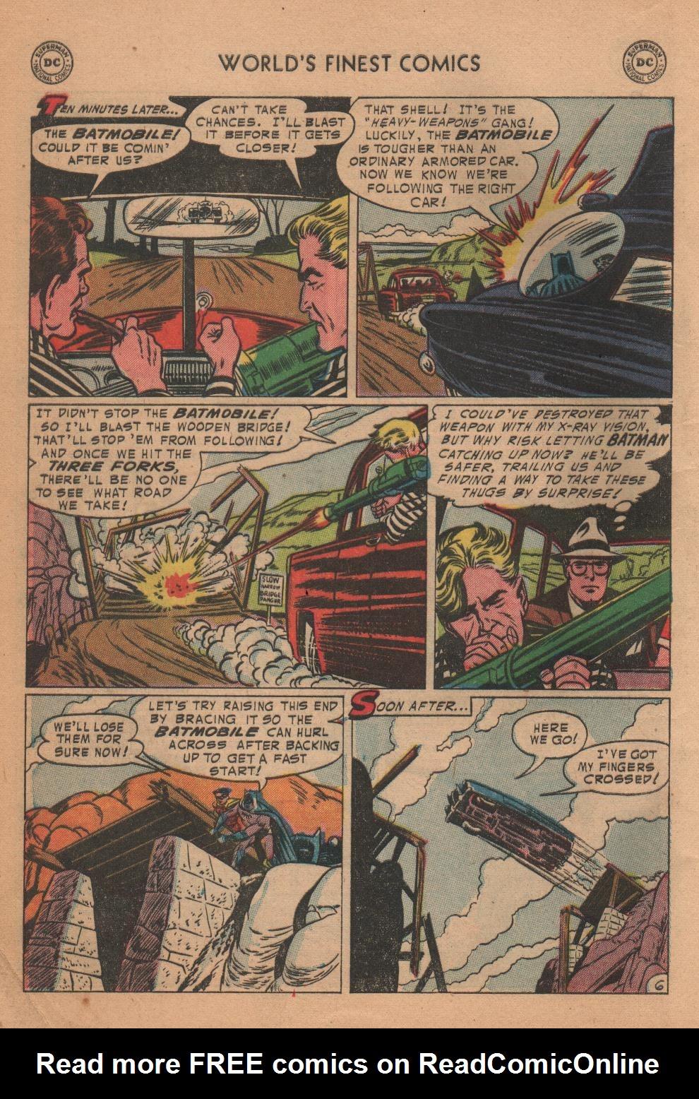 Read online World's Finest Comics comic -  Issue #72 - 8