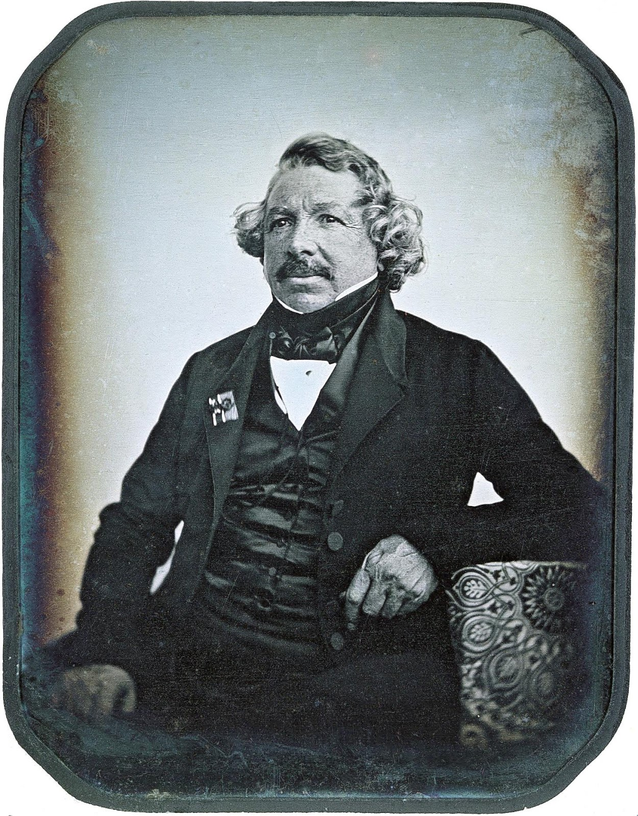 The Reel Foto: Louis Daguerre: The Father Of Photography