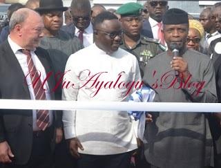 Ag. President Osinbajo's Visit To Cross River: New Vistas of Opportunities, By Dr. Joseph Odok