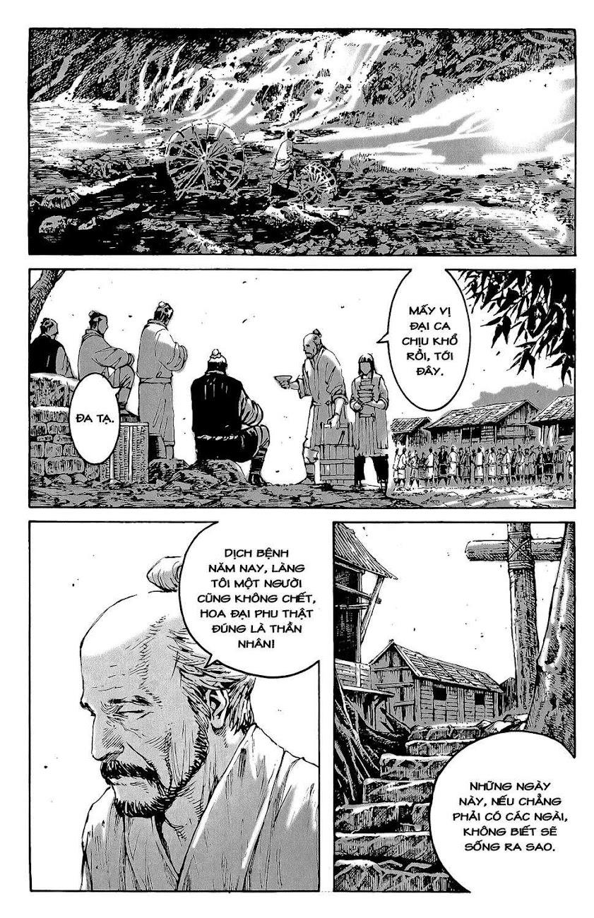 Hỏa phụng liêu nguyên Chương 367: Thuốc hay tranh đẹp [Remake] trang 4