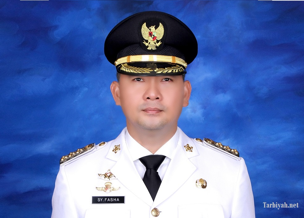 Walikota Jambi Sy Fasha
