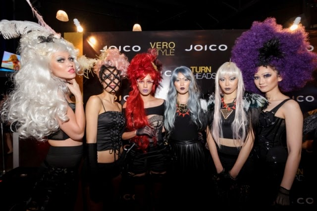 JOICO Launch Party at The Roof, turn heads with joico, hairstylist, Cherry Petenbrink, Kim Judkins Bonadi, hair show, hair care