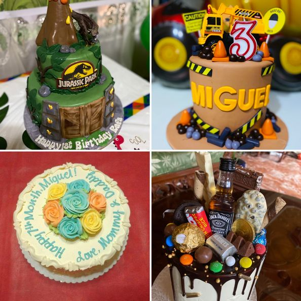 Theme cake suppliers in Quezon City