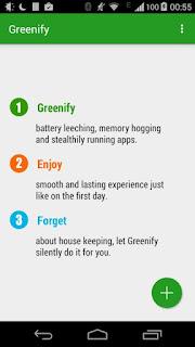 Greenify Donate v3.9.9 build 39900 Full APK