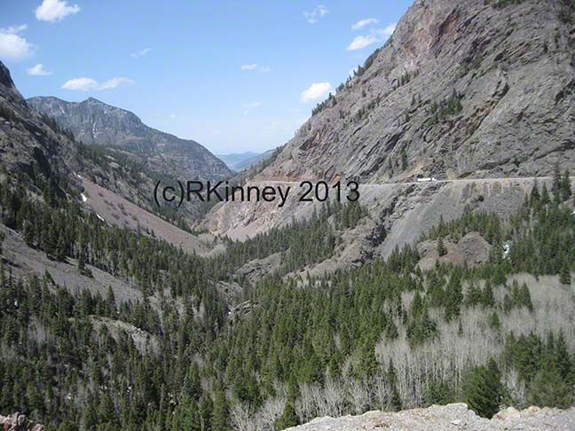Midlife On Wheels Million Dollar Highway Ouray To Silverton Colorado