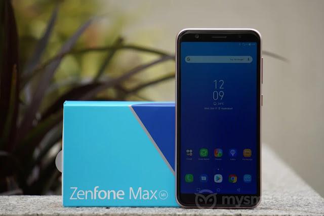 ASUS Zenfone Max (M1) Ulasan Terbaru