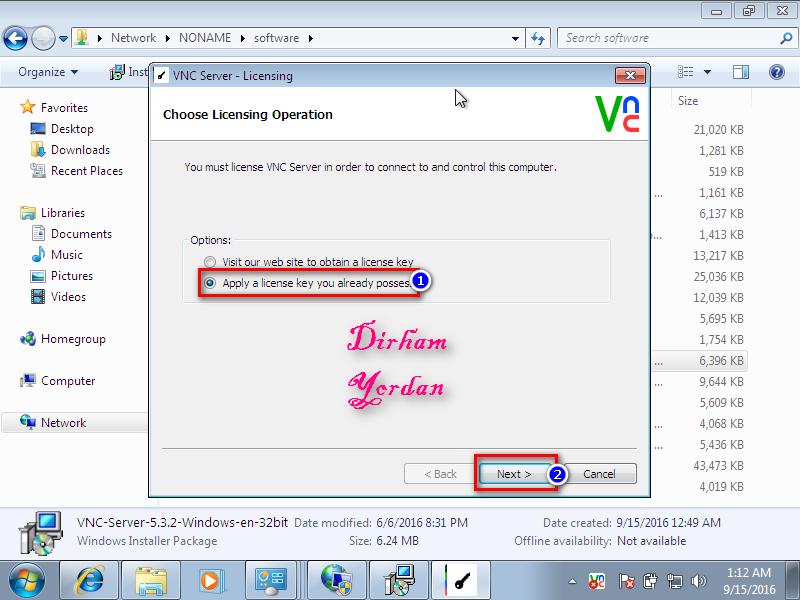 Cara Remote PC dengan VNC dan Instalasi VNC - Yord's Note