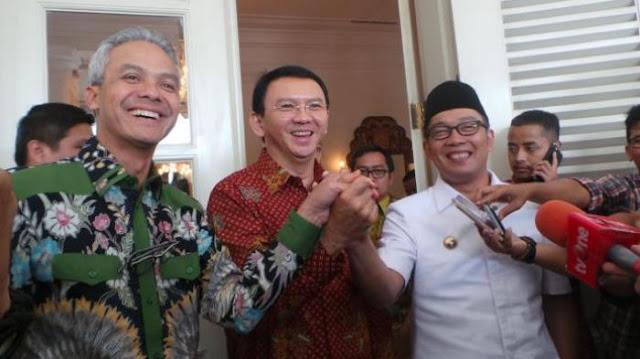 Alhamdulillah, di Jawa Barat, Jawa Tengah, dan Jawa Timur PKS 'Tewas' ! #2019GuremkanPKS
