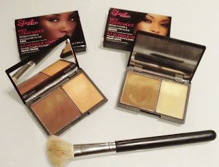 Sleek Contour Kits in Medium & Dark