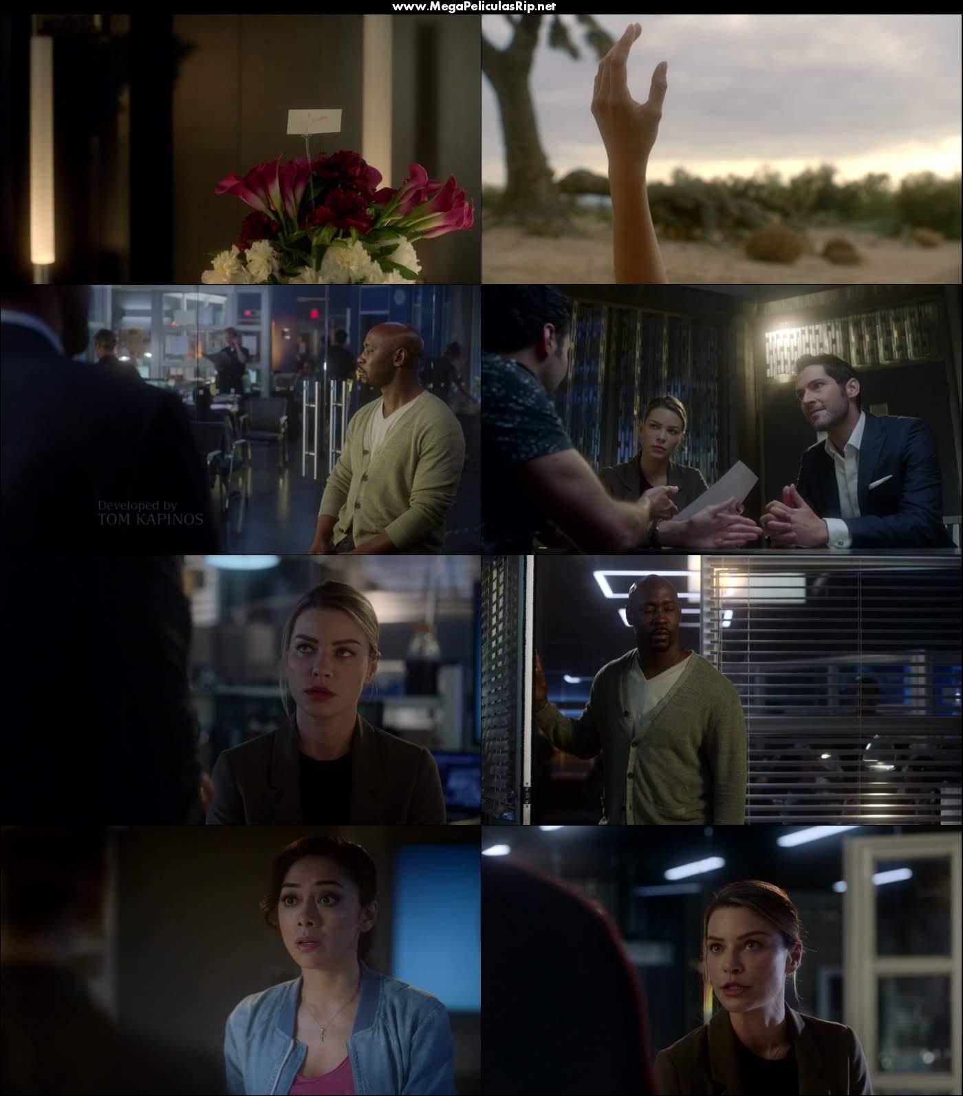 Lucifer Temporada 3 720p Latino