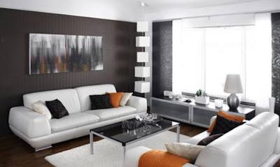 Cara Membuat Desain Ruang Tamu Sempit Terlihat Luas