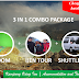 Combo Package 3 In 1 - Room, Kawah Ijen Tour, and Shuttle to Denpasar