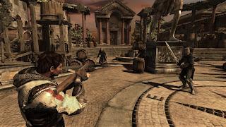 The Cursed Crusade (PC) 2011
