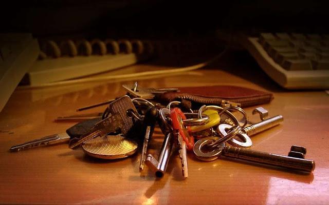 Tips dan Cara Membedakan Kunci yang Jumlahnya Banyak dan Mirip Bentuknya